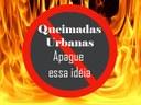 QUEIMADA É CRIME!!!